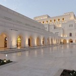 Charlie Creech photo of mall in Oman